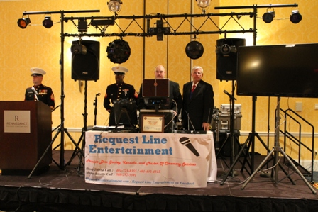 Request Line Entertainment Marine Birthday Ball10