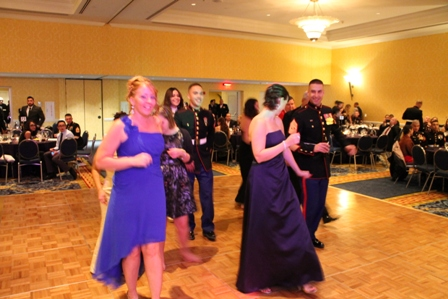 Request Line Entertainment Marine Birthday Ball12