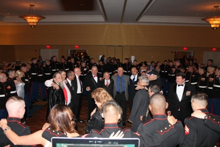 Request Line Entertainment Marine Birthday Ball13