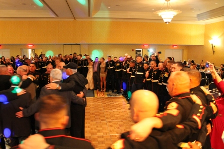 Request Line Entertainment Marine Birthday Ball14