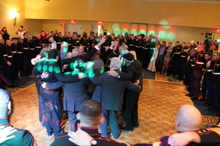 Request Line Entertainment Marine Birthday Ball15