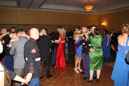 Request Line Entertainment Marine Birthday Ball16