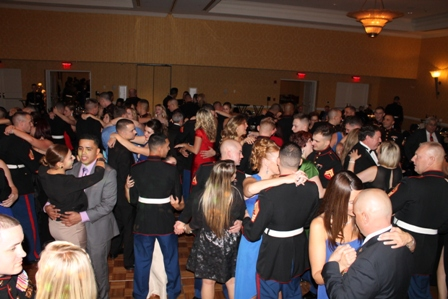 Request Line Entertainment Marine Birthday Ball17