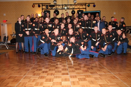 Request Line Entertainment Marine Birthday Ball18