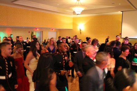 Request Line Entertainment Marine Birthday Ball19