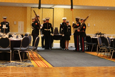Request Line Entertainment Marine Birthday Ball2