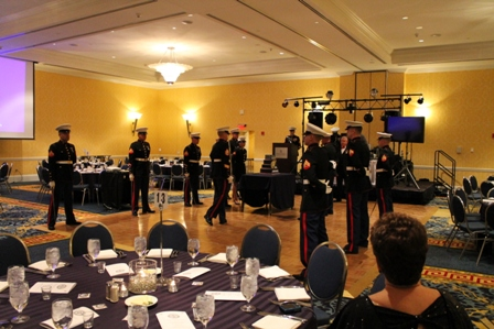 Request Line Entertainment Marine Birthday Ball5
