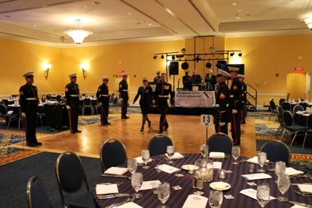 Request Line Entertainment Marine Birthday Ball6
